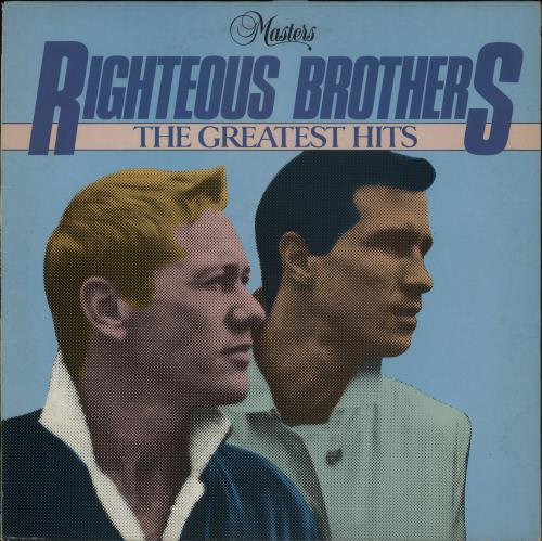 The Righteous Brothers The Greatest Hits vinyl LP album (LP record) UK TRBLPTH366035