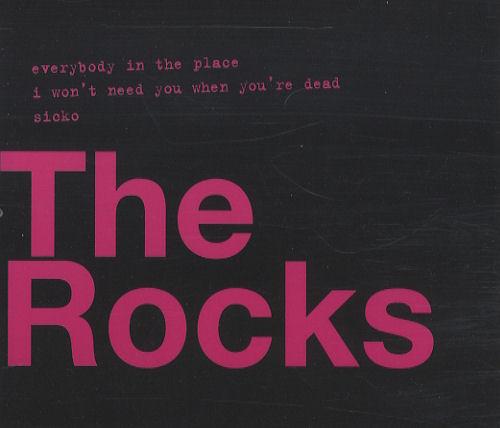 "The Rocks Everybody In The Place CD single (CD5 / 5"") UK T\KC5EV252762"