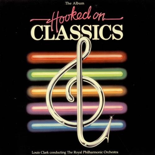 The Royal Philharmonic Orchestra Hooked On Classics vinyl LP album (LP record) UK RPOLPHO500110