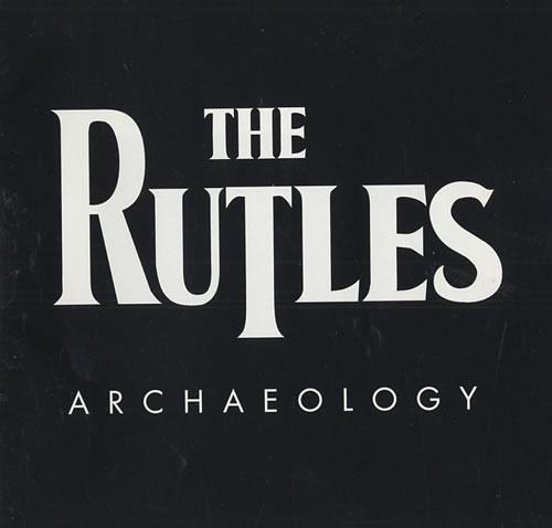 The Rutles Archaeology CD album (CDLP) US RTLCDAR99764