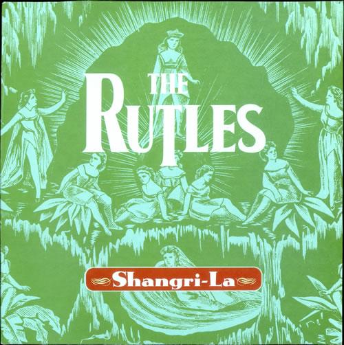 """The Rutles Shangri-la 10"""" vinyl single (10"""" record) UK RTL10SH75406"""