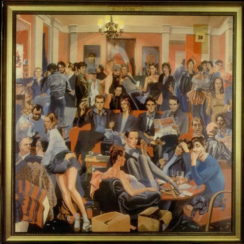 The Ruts The Crack vinyl LP album (LP record) UK RTSLPTH549754