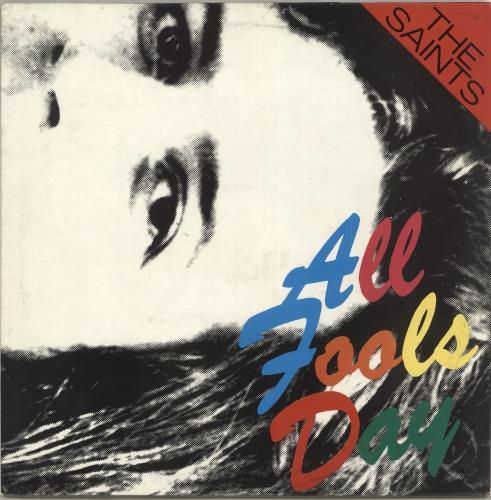 The Saints All Fools Day vinyl LP album (LP record) UK IASLPAL719420