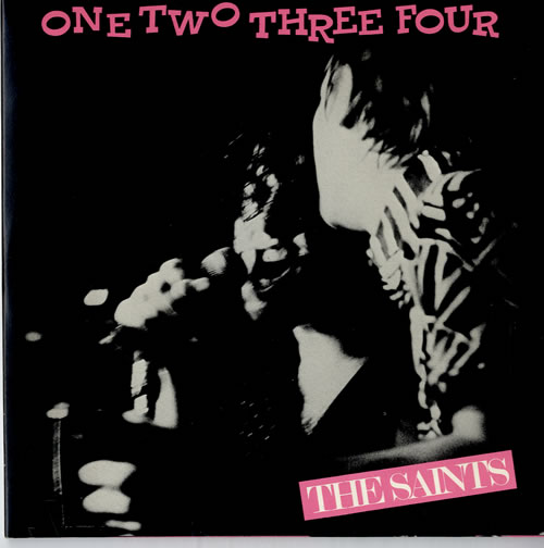"The Saints One Two Three Four - Sample 7"" vinyl single (7 inch record) UK IAS07ON594720"