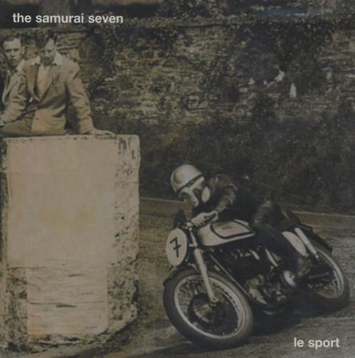 The Samurai Seven Le Sport CD album (CDLP) UK IARCDLE429282