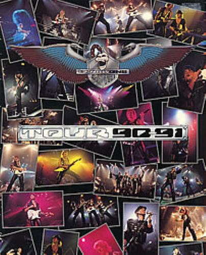 The Scorpions Crazy World tour programme UK SCOTRCR273467