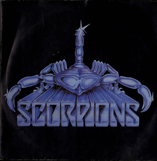 "The Scorpions Make It Real 7"" vinyl single (7 inch record) UK SCO07MA552180"