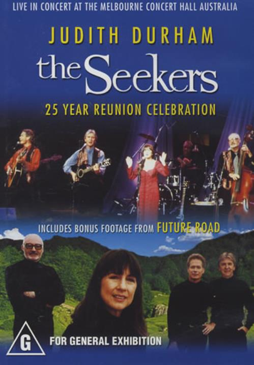 The Seekers 25 Year Reunion Celebration Australian Dvd