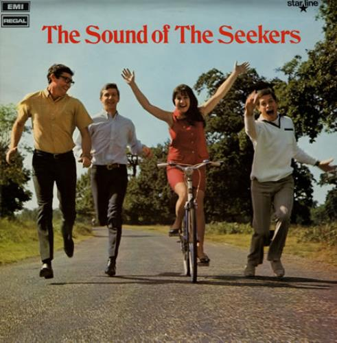 The Seekers The Sound Of The Seekers Uk Vinyl Lp Album Lp