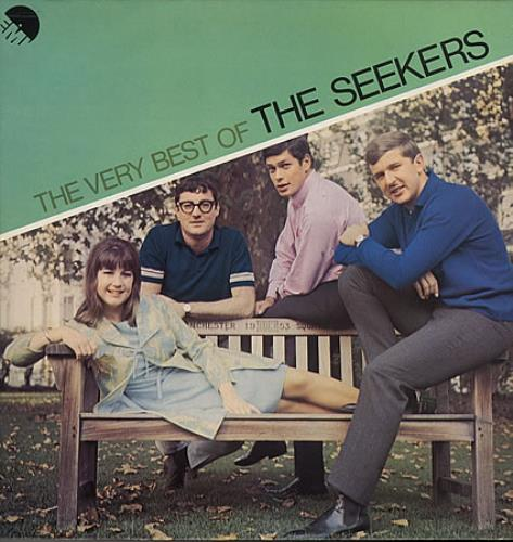 The Seekers The Very Best Of The Seekers 80s Cream Label