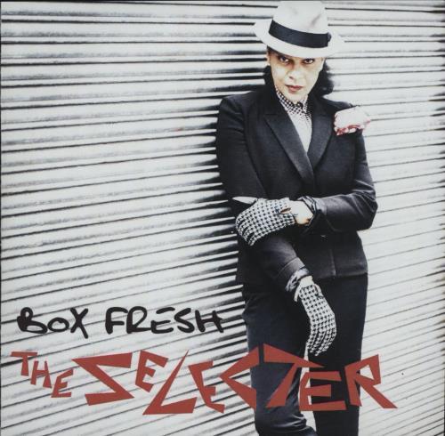 The Selecter Box Fresh CD-R acetate UK SELCRBO678630