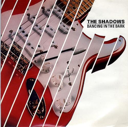 "The Shadows Dancing In The Dark 7"" vinyl single (7 inch record) UK SHD07DA242582"