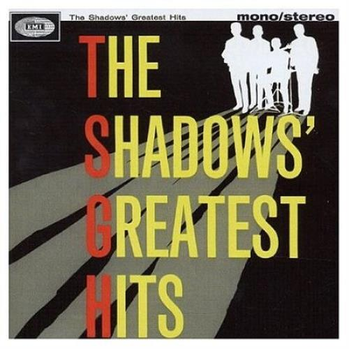 The Shadows Greatest Hits Uk Cd Album Cdlp 282835