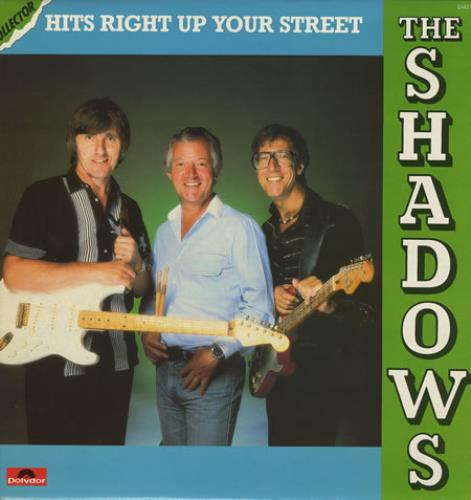 The Shadows Hits Right Up Your Street French Vinyl Lp