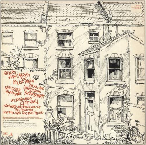 The Shadows Hits Right Up Your Street vinyl LP album (LP record) UK SHDLPHI713773