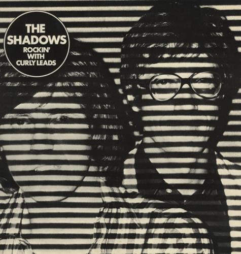The Shadows Rockin With Curly Leads Uk Vinyl Lp Album Lp