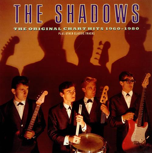 The Shadows The Original Chart Hits 1960 1980 Uk 2 Lp