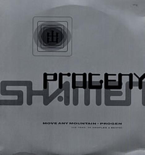 "The Shamen Progeny - Triple Pack 12"" vinyl single (12 inch record / Maxi-single) UK SHA12PR24395"