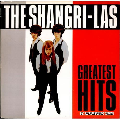 The Shangri Las Greatest Hits Uk Vinyl Lp Album Lp Record