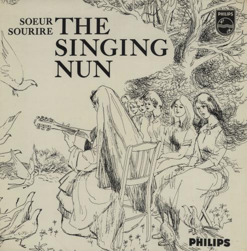 The Singing Nun Soeur Sourire Uk Vinyl Lp Album Lp Record