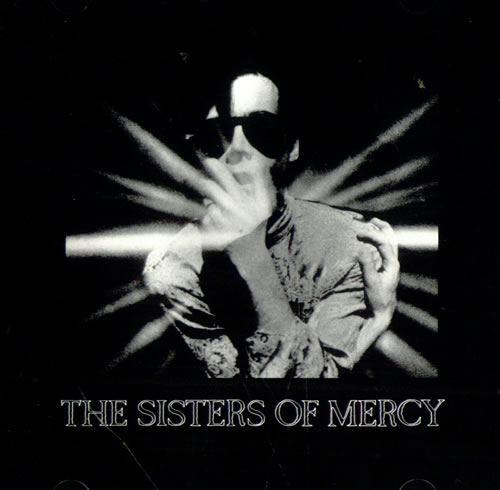 The Sisters Of Mercy I Was Wrong Us Promo Cd Single Cd5