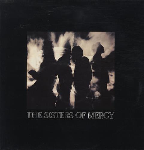 "The Sisters Of Mercy More 12"" vinyl single (12 inch record / Maxi-single) UK SOM12MO49809"