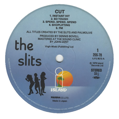 Image result for dennis bovell the slits