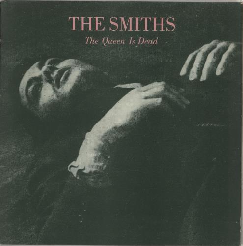 The Smiths 1984 - 1987 albums vinyl LP album (LP record) UK SMILPAL719615