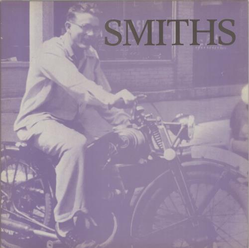 "The Smiths Bigmouth Strikes Again 12"" vinyl single (12 inch record / Maxi-single) UK SMI12BI12777"
