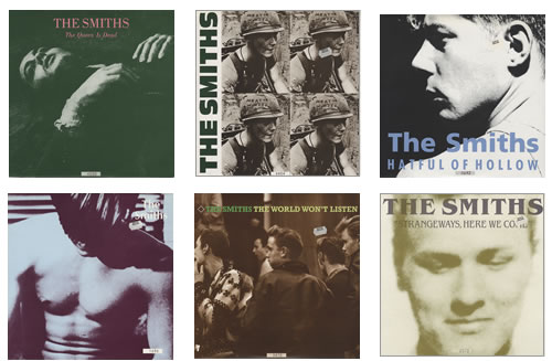 The Smiths Complete Set of 7 x 10