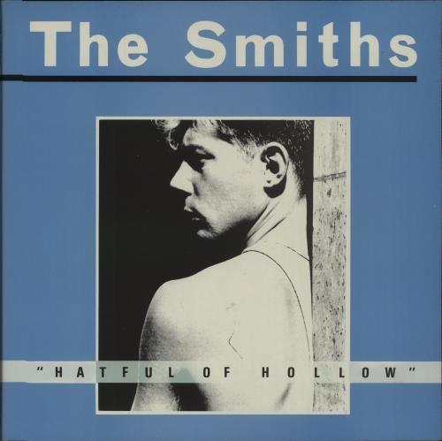 The Smiths Hatful Of Hollow - 1st - EX vinyl LP album (LP record) UK SMILPHA370877