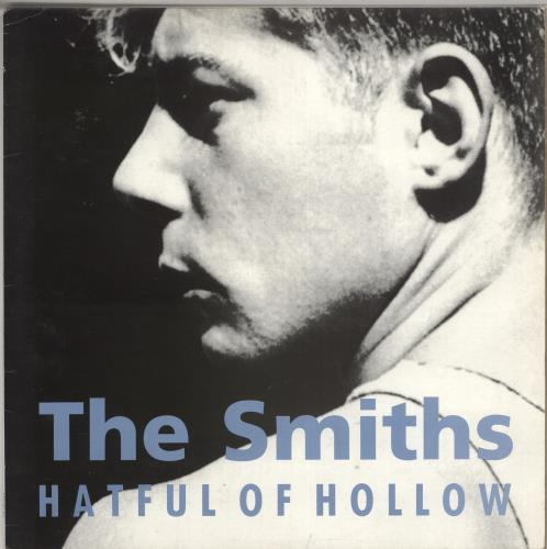 The Smiths Hatful Of Hollow - 2nd + Inner - EX vinyl LP album (LP record) UK SMILPHA724221