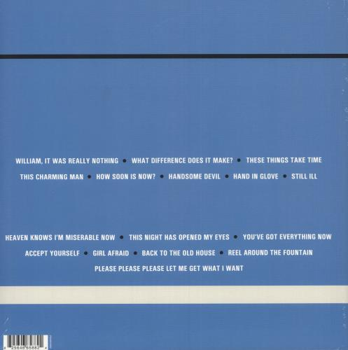 The Smiths Hatful Of Hollow - Sealed vinyl LP album (LP record) UK SMILPHA748972