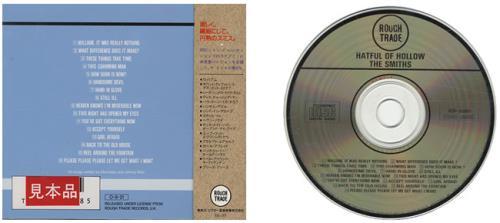 cd hatful of hollow