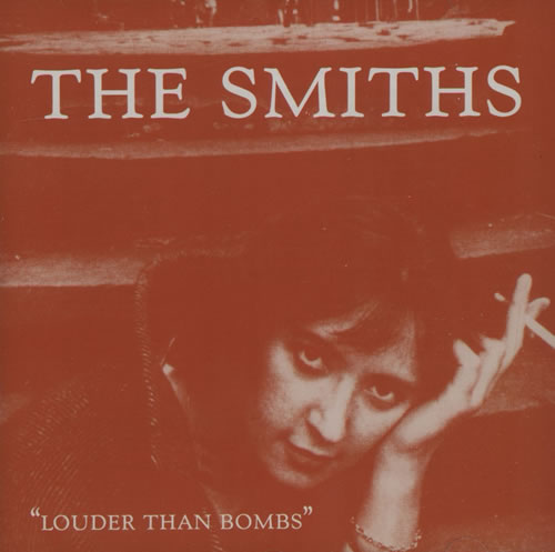 The Smiths Louder Than Bombs German CD album (CDLP)