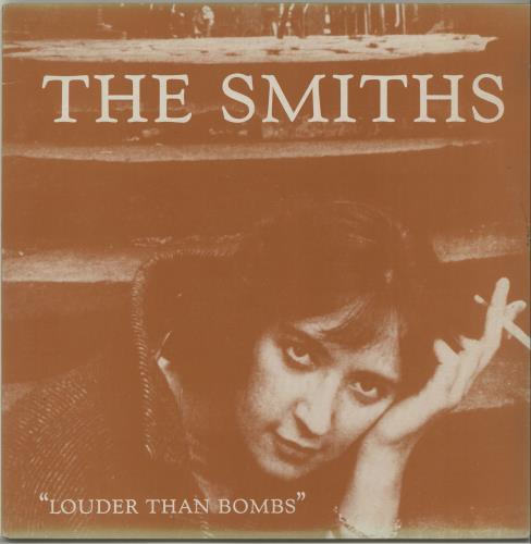 The Smiths Louder Than Bombs 2-LP vinyl record set (Double Album) Australian SMI2LLO63760