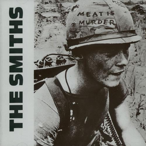 The Smiths Meat Is Murder CD album (CDLP) German SMICDME254451