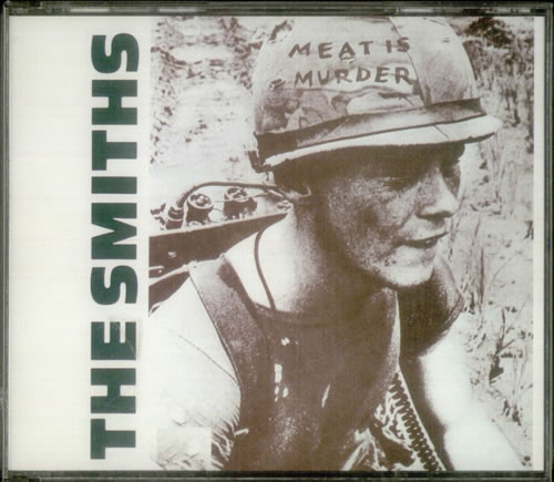 The Smiths Meat Is Murder/The Smiths Japanese 2 CD album set
