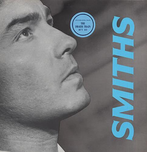 "The Smiths Panic - Stickered 12"" vinyl single (12 inch record / Maxi-single) UK SMI12PA07346"