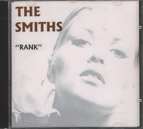 The Smiths Rank CD album (CDLP) Australian SMICDRA381619