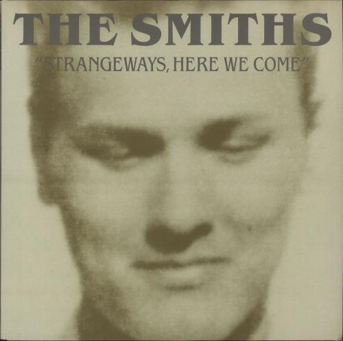 The Smiths Strangeways, Here We Come - EX vinyl LP album (LP record) UK SMILPST501158