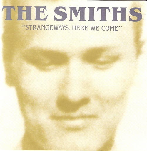 The Smiths Strangeways, Here We Come - French Pressing CD album (CDLP) UK SMICDST302134