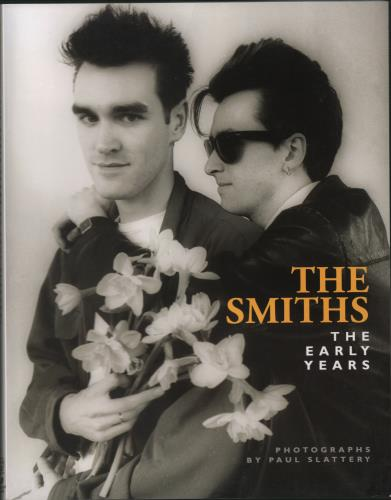 The Smiths The Early Years book UK SMIBKTH403064