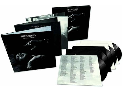 The Smiths The Queen Is Dead - Deluxe Edition Vinyl Box Set UK SMIVXTH755475