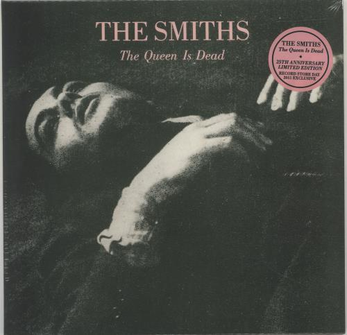 """The Smiths The Queen Is Dead - RSD11 + Numbered - Sealed 10"""" vinyl single (10"""" record) UK SMI10TH554006"""