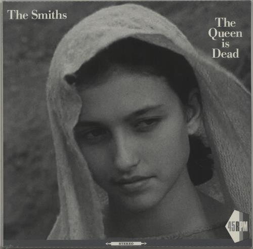 """The Smiths The Queen Is Dead - Sealed 12"""" vinyl single (12 inch record / Maxi-single) UK SMI12TH675444"""