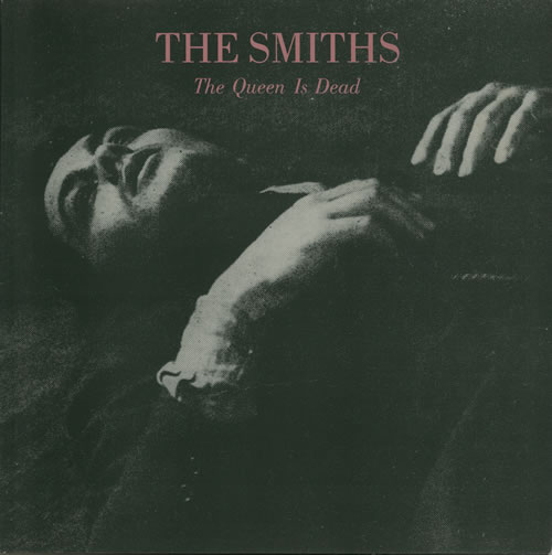 The Smiths The Queen Is Dead vinyl LP album (LP record) UK SMILPTH582992