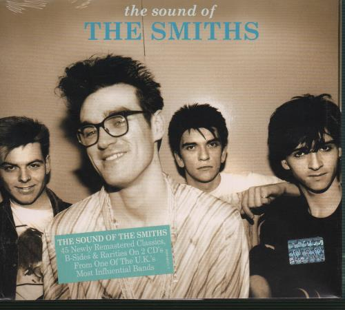 The Smiths The Sound Of The Smiths Argentinean 2 CD album set