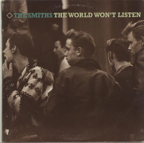 The Smiths The World Won't Listen - 2nd + Gatefold 2-LP vinyl record set (Double Album) Australian SMI2LTH326743