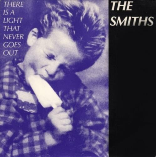 """The Smiths There Is A Light That Never Goes Out 7"""" vinyl single (7 inch record) French SMI07TH00123"""